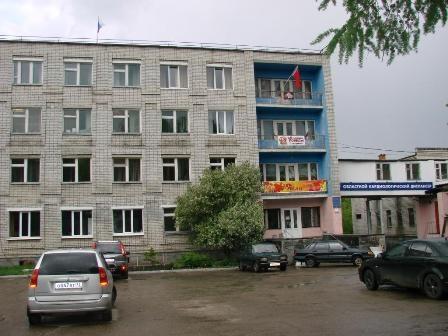 Морг 60 больницы