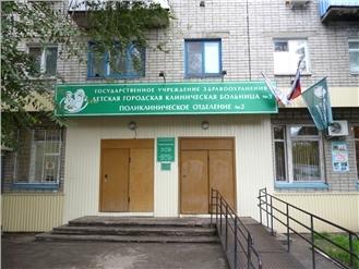 Детская поликлиника чернышевского красноярск